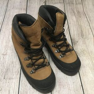 Danner  Leather Hiking Brown Boots Size 5